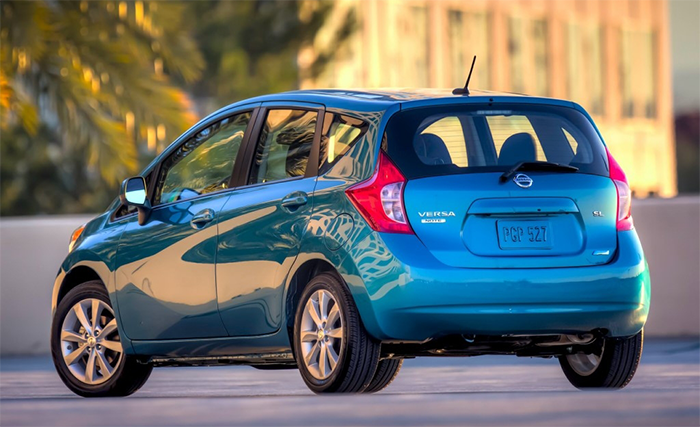 New 2019 Nissan Versa Note Release Date Price