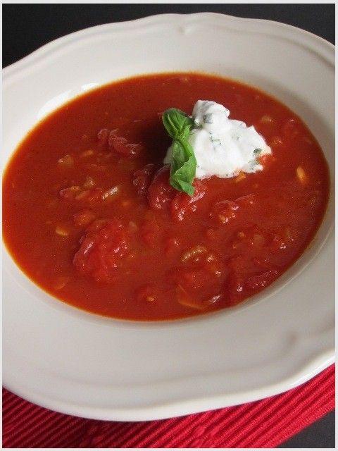 food4fun - Aj v zime sa dá uvariť chutná paradajková polievka