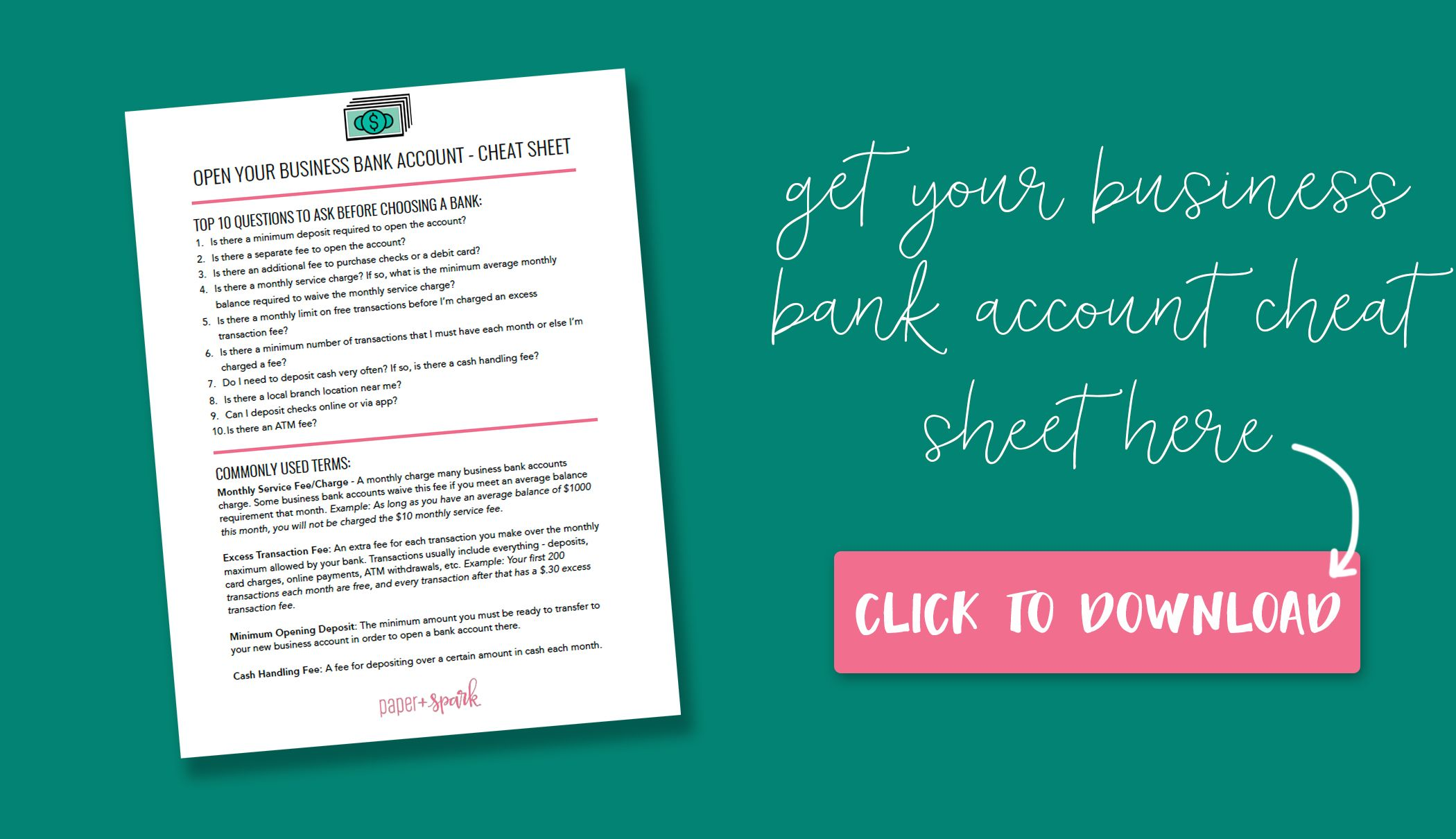 Does your biz need it's own bank account? Business bank