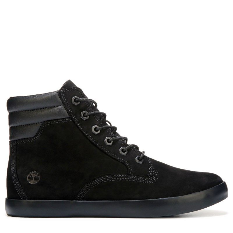 Timberland Women s Dausette Lace Up Sneaker Boots (Black) in 2019 ... 814eed6f28