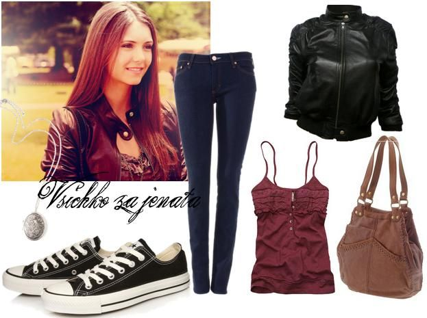 Elena Gilbert   My Style   Pinterest   Elena gilbert Clothes and Vampire diaries outfits