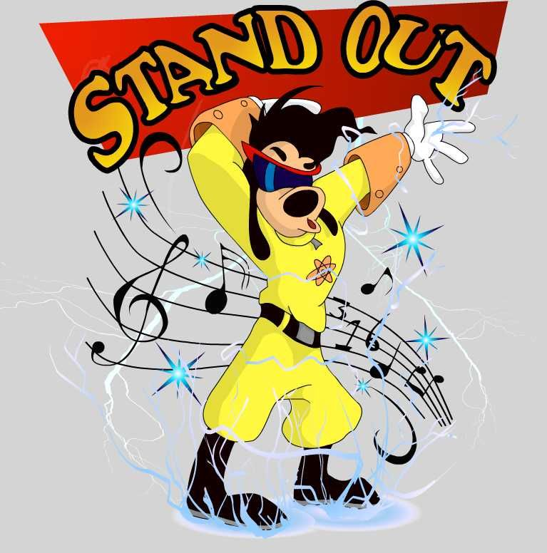 Stand Out Max Goof By Liinvers On Deviantart Goofy Disney Walt Disney Characters Goofy Movie