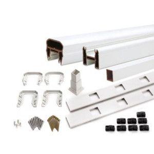 Best Trex Transcend Level Railing Baluster Kit Composite Deck Railing Deck Railing Kits 400 x 300