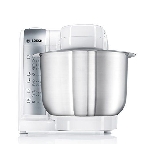 Bosch MUM4880 Küchenmaschine MUM4 (600 Watt, Edel amazon Pinterest