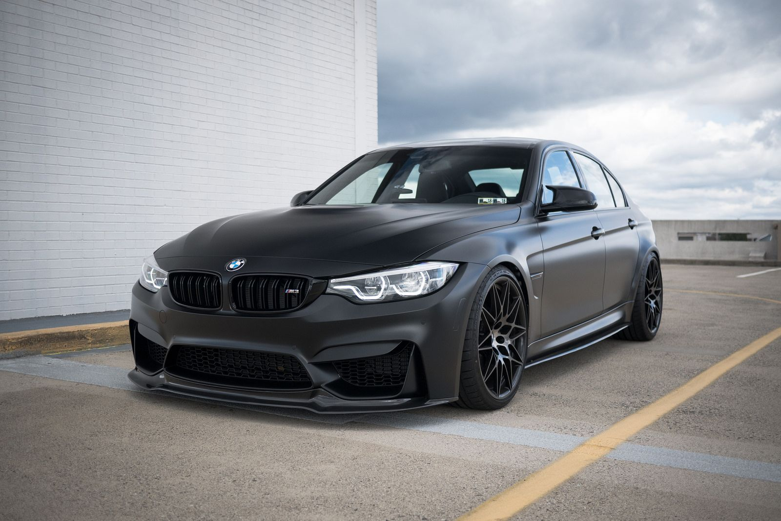 Bmw M3 And Bmw M4 Forum View Single Post 2018 Stealth Black