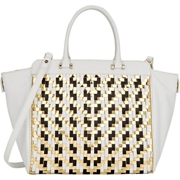 Milly Women S Dylan Tote 279 Liked On Polyvore Featuring Bags Handbags