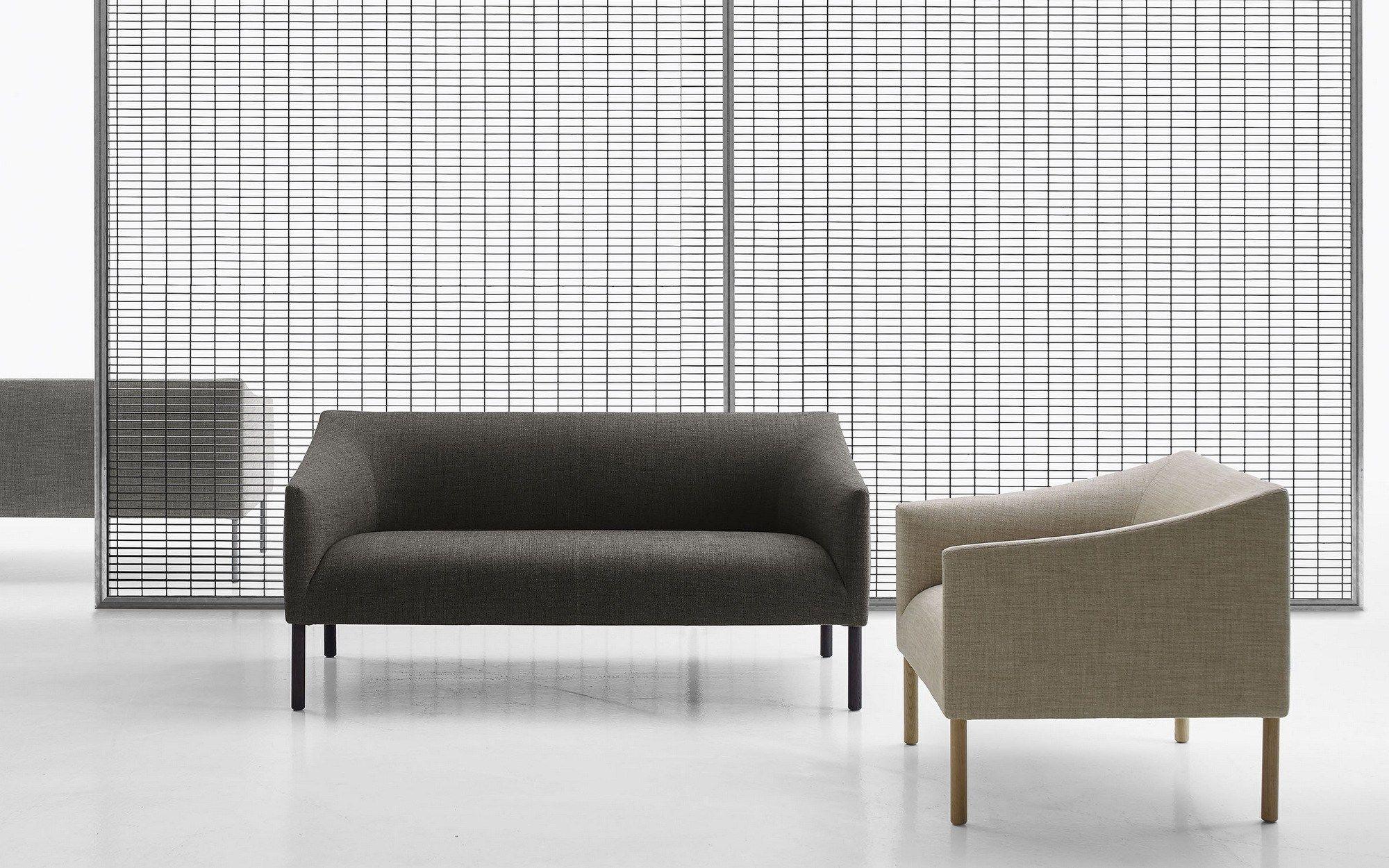 BANKSIDE Divano a 2 posti by B Design di mobili, Divano