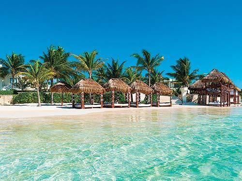Azul Beach A Gourmet Inclusive Hotel Puerto Morelos Quintana Roo 77580 Mexico