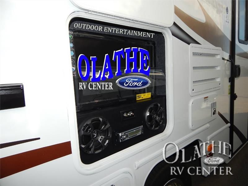 Nice Class C RV from Olathe Ford RV.