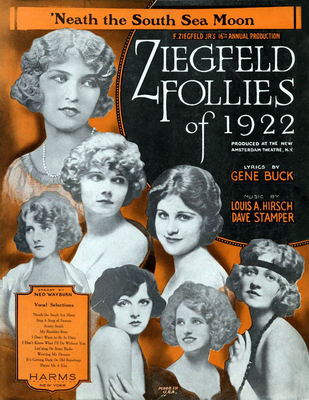 ZIEGFELD FOLLIES - Lou