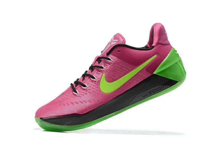 ff805e51c760 2018 Fashion Kobe AD 2018 Basketball Shoes Mambacurial Fireberry Raspberry  Voltage Green