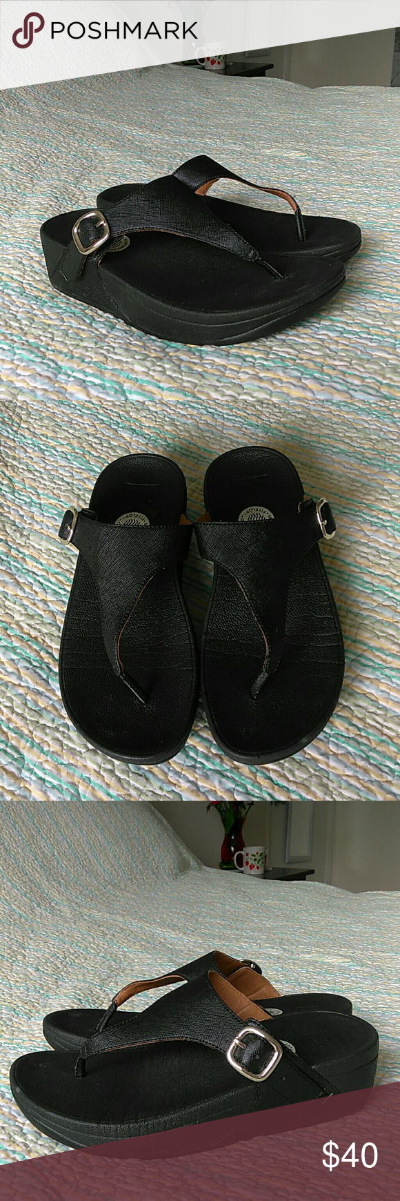 6227dd84e66cec Fitflop Skinny Deluxe 458-001 Black Thong Sandal 5 Fitflop Skinny Deluxe 458 -001 Black Thong Flip Flop Fitness Sandals Size 5 36 Fitflop Shoes Sandals