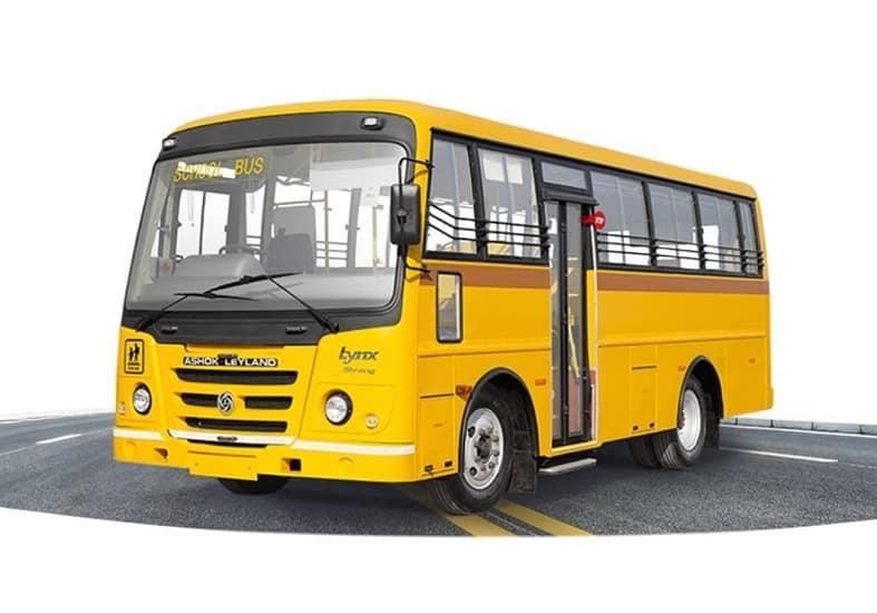 Buy New Buses- Bus Price in India-School, Tourist, Passenger