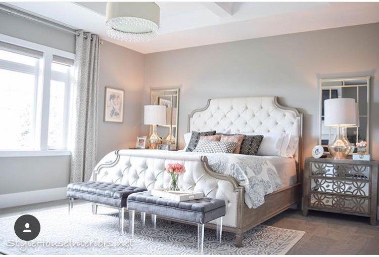 Pin de carol montalvo en Sleigh bed Pinterest Recamara