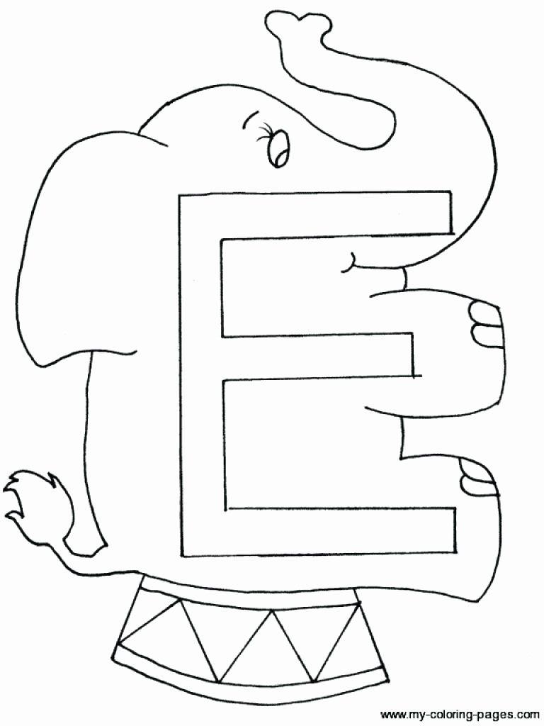 Coloring Pages Alphabet Letters Luxury Letter E Coloring Pages Alphabet Coloring Pages Abc Coloring Pages Abc Coloring
