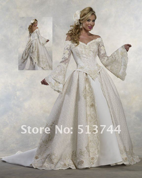 Vestidos de novia de la epoca victoriana