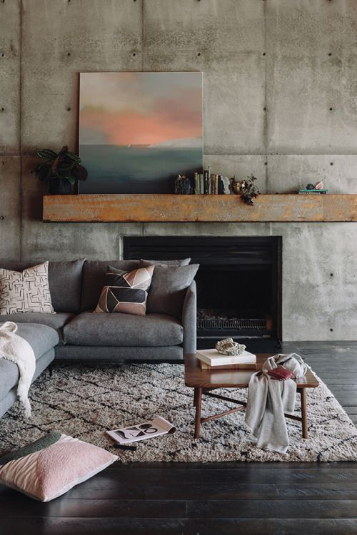 Cozy living room Follow Gravity Home: Blog - Instagram -...