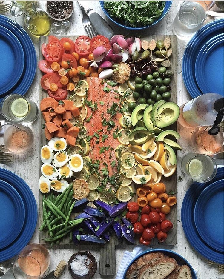 Pin By Kassidy Kozai On Food Drinks In 2019 Salad Nicoise Recipes