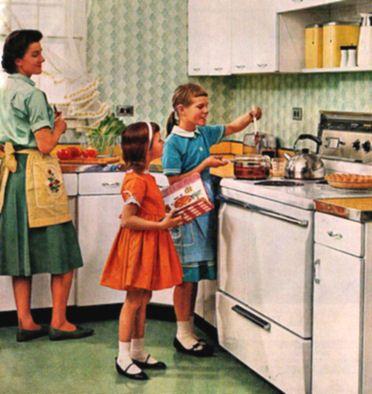 Afficher l 39 image d 39 origine retro pinterest images for Du bonheur dans la cuisine