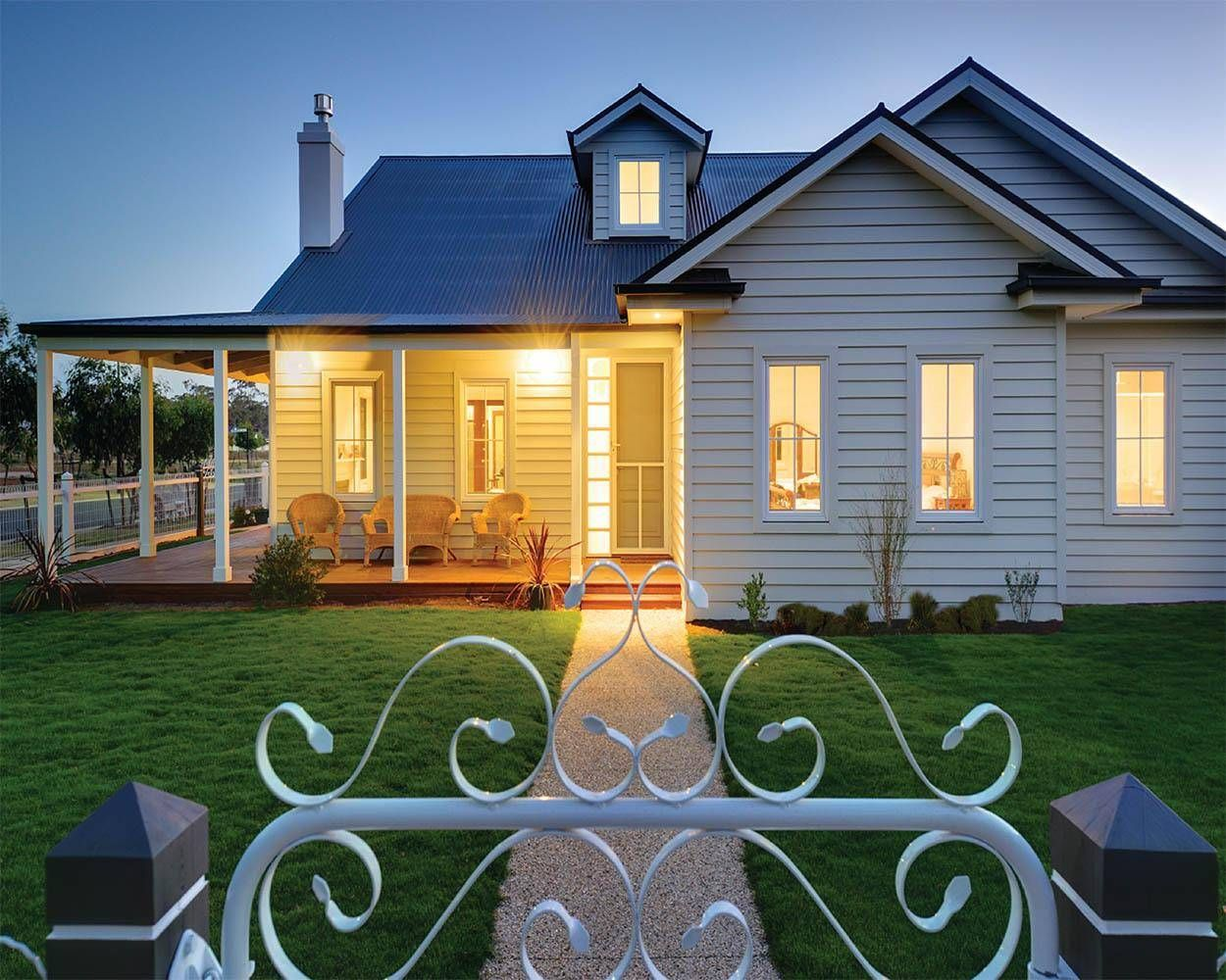 Colorbond roofing colours pictures to pin on pinterest - Hardies Linea Weatherboard Cladding