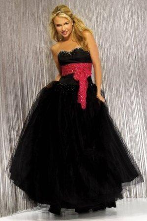 Resultado de imagen para vestidos de xv años negros