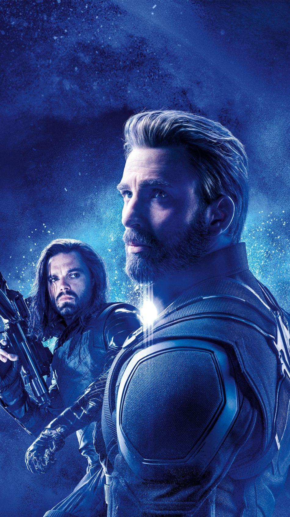 Captain America Bucky Barnes In Avengers Endgame 4k Ultra Hd Mobile Wallpaper Captain America And Bucky Avengers Bucky Barnes