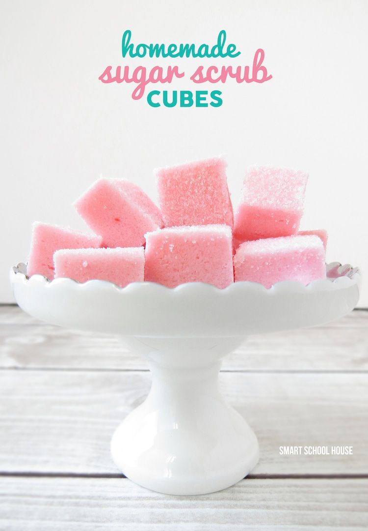 The 11 Best DIY Anytime Gifts | Sugar scrub cubes, Easy diy gifts ...