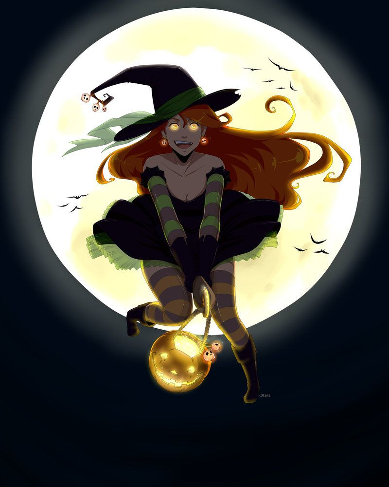 Wishing Everyone a Happy Halloween by Chilamang on DeviantArt