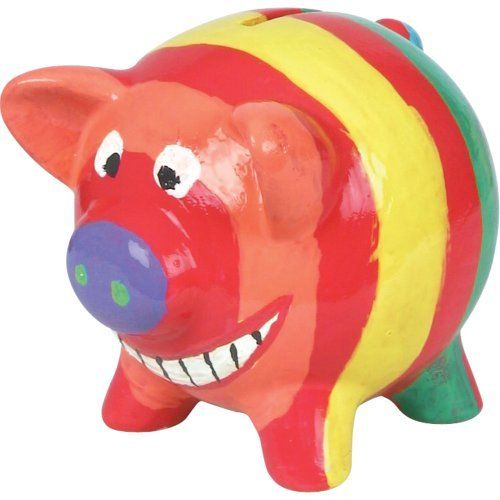 New Quality Toy Fun Gift Paint Your Own Piggy Bank Price 6 67 Http Ace Toys Hostedbywebstore Co Uk Quality Gift Paint You Classic Toys Piggy Quality Gift