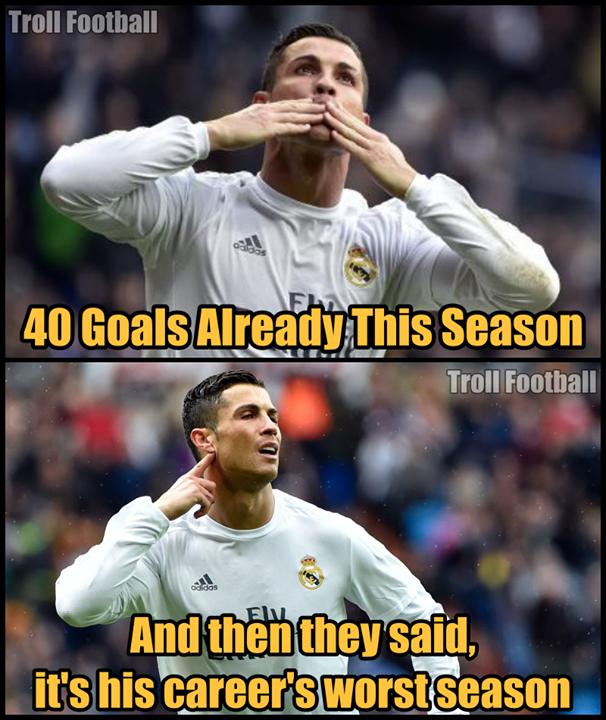 40 Goals In His Worst Season Not Bad Football Highlights Football Highlight English Premier League Football