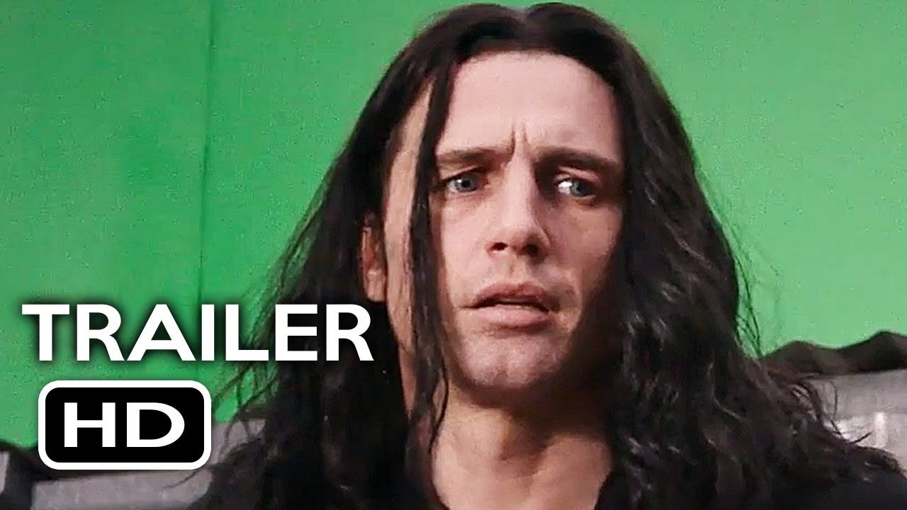 The Disaster Artist Official Trailer 1 2017 James Franco Seth Rogan The Room Movie Hd Youtube James Franco Streaming Movies Official Trailer