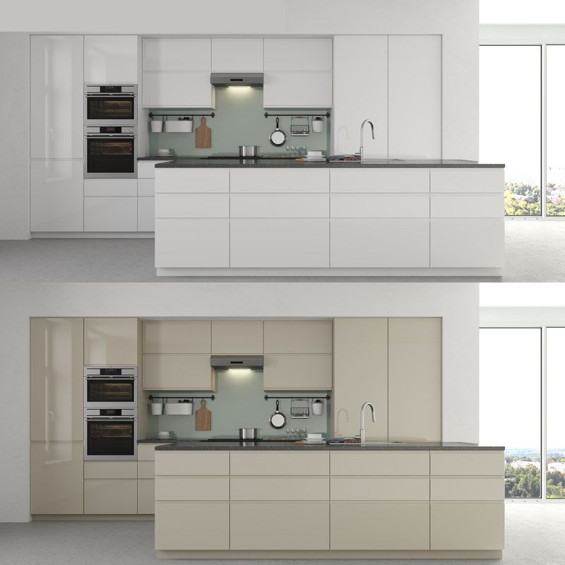 Best Voxtorp Ikea Max Virtuve In 2019 Beige Kitchen Simple 400 x 300