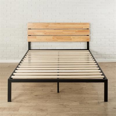 Zinus Hbpba 14 Sonoma Platform Bed Wood Platform Bed Metal