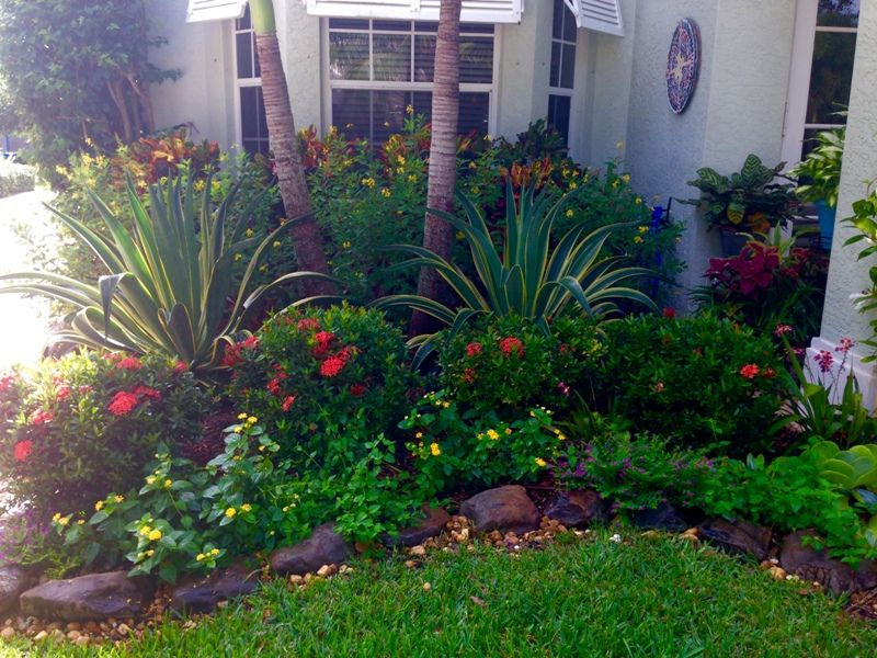 Beau Small Front Yard Is Not A Problem At All : Incredible Small Yard  Landscaping Design.