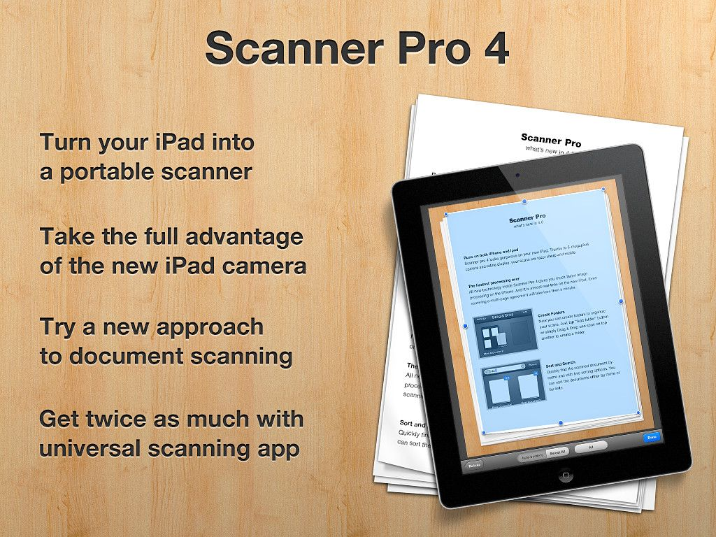 Scanner Pro Scan Multipage Documents Upload To Dropbox
