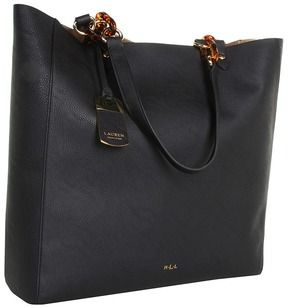 LAUREN Ralph Lauren - Bembridge N S Tote (Black) - Bags and Luggage on  shopstyle.com 2da854f35c639