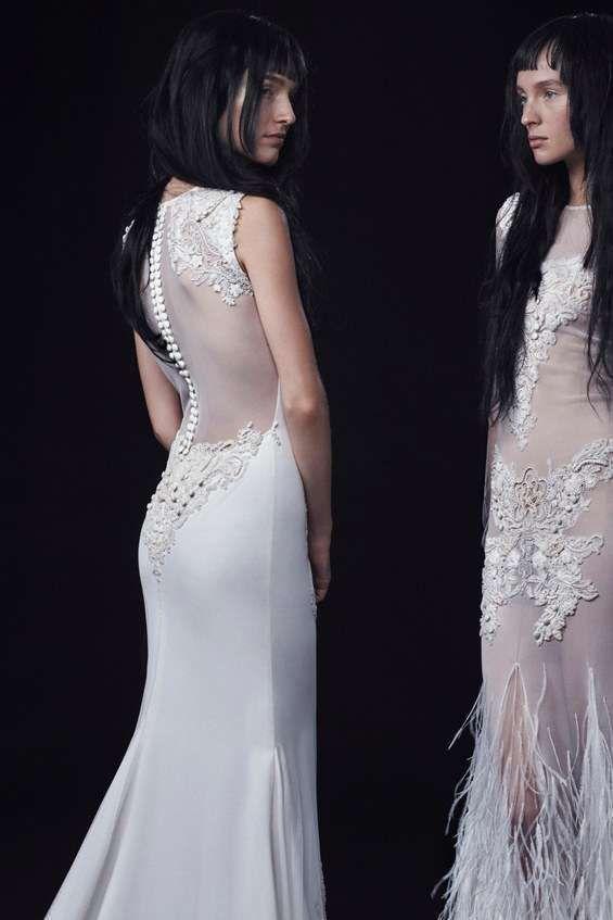 Awesome Vestidos Novia Vera Wang Pictures Inspiration - Wedding ...