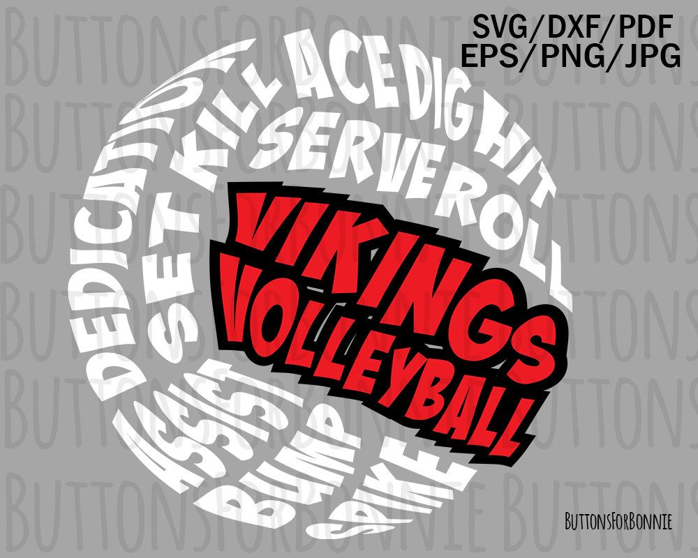 Viking Volleyball Svg Volleyball Mom Volleyball Svg Viking Etsy Volleyball Shirt Designs Volleyball Mom Volleyball