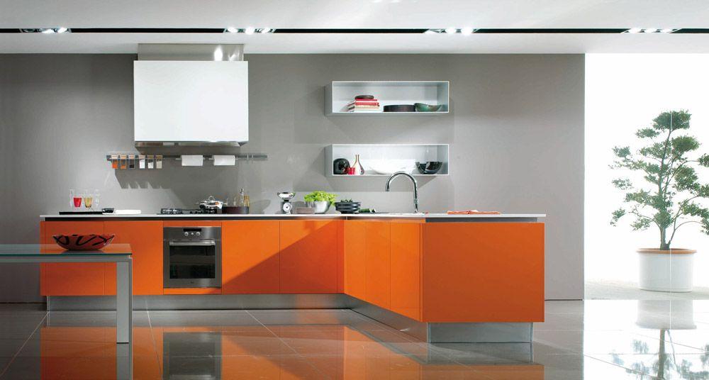 Euromobil Cucine - Cucina Filovanity Top | Anno: 2008 | Materiali ...