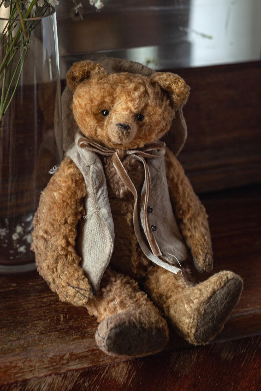 Artist Bear Pattern Pdf Textile Doll Teddy Bear Sewing Etsy Teddy Bear Sewing Pattern Stuffed Animal Patterns Teddy Bear Pattern [ 1500 x 1000 Pixel ]