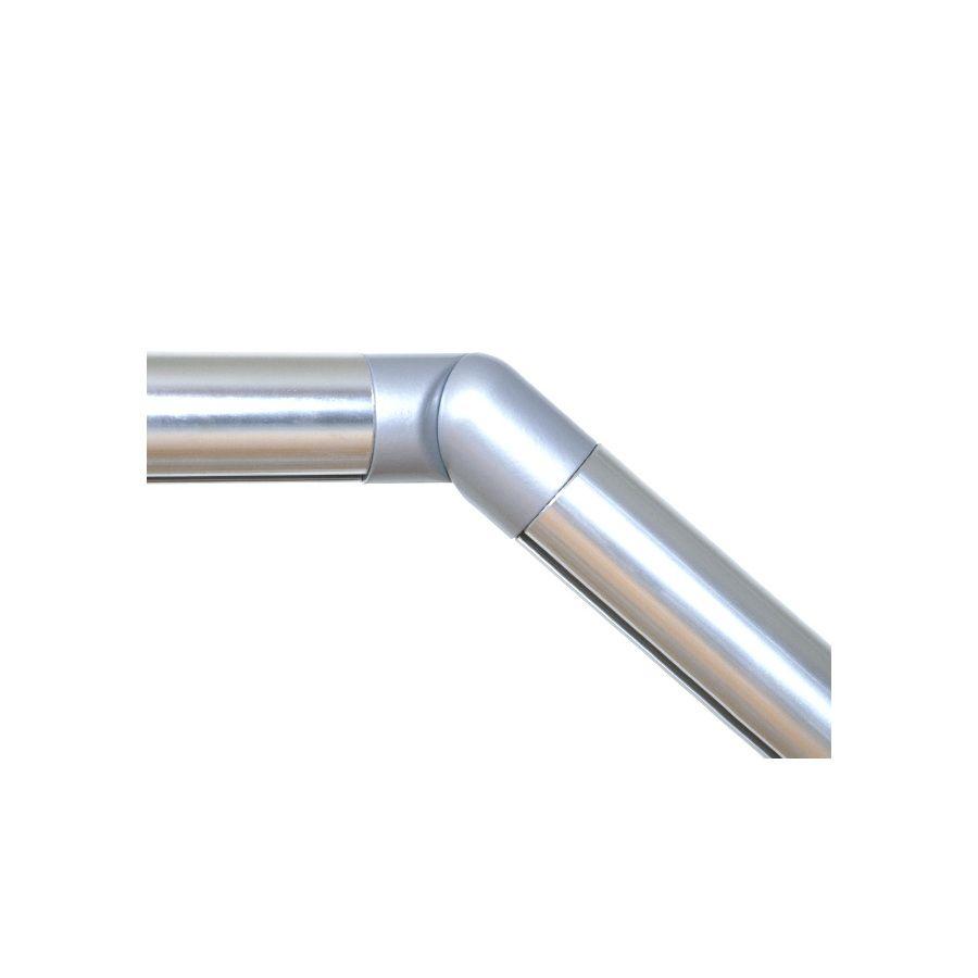 Best Shop Prova 4 In Metal Handrail Junction At Lowes Com Metal Handrails 400 x 300