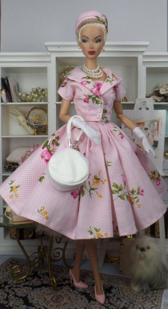 Vintage Beauty | Matisse doll 3 | Pinterest | Barbie, Puppenkleidung ...
