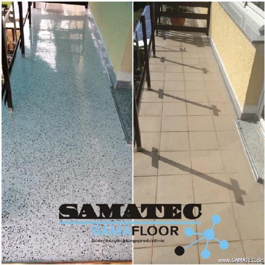 2k Epoxid Acryl Bodenbeschichtung Industrieboden Bodenbeschichtung Industrieboden Boden