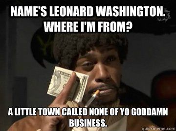 Chappelle Show Leonard Washington Funny Good Morning Memes Dave Chappelle Meme Chappelle S Show