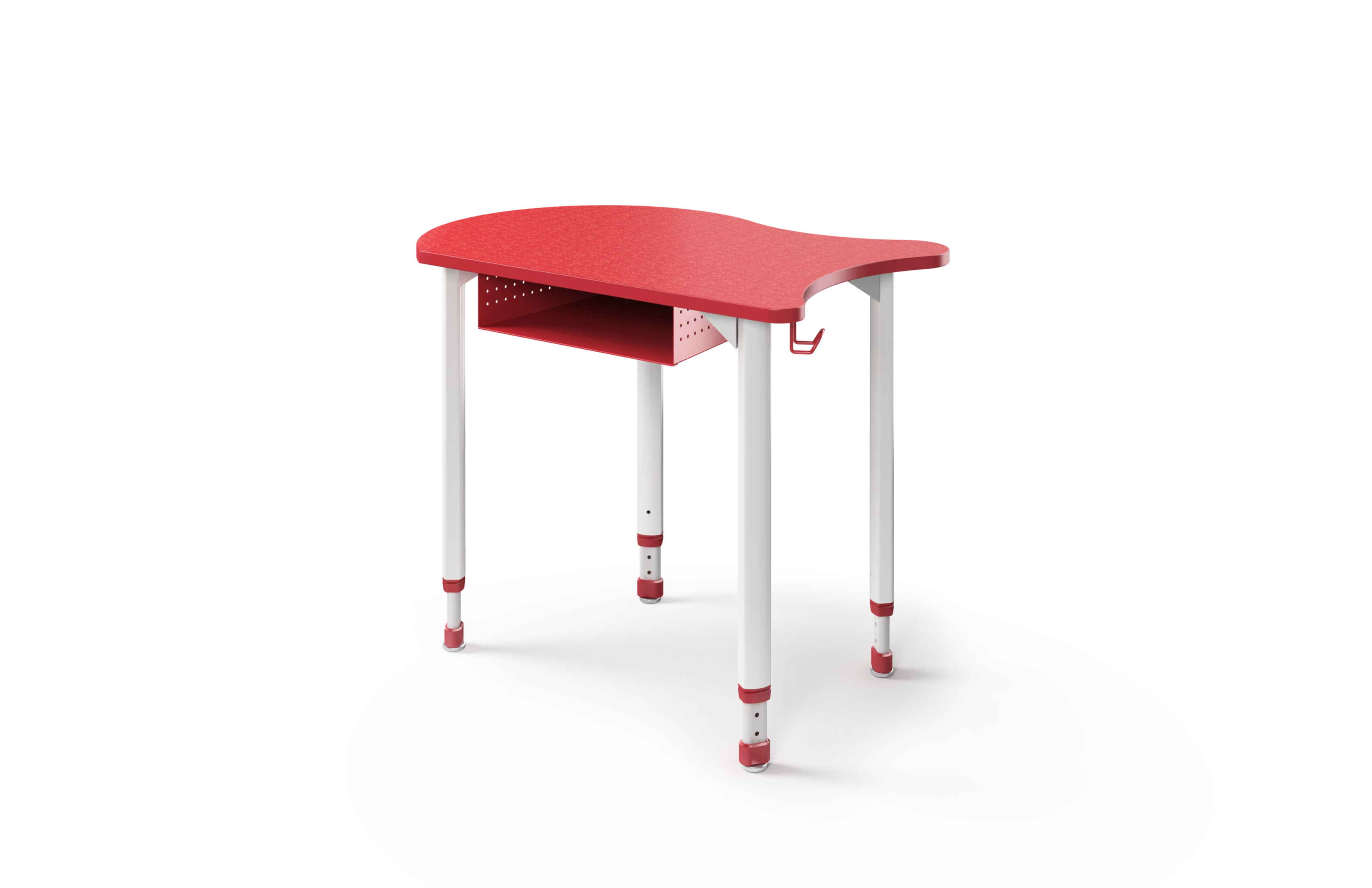 Paragon A D Koi Classroom Desk The Most Configurable Table In  # Muebles Sortimo