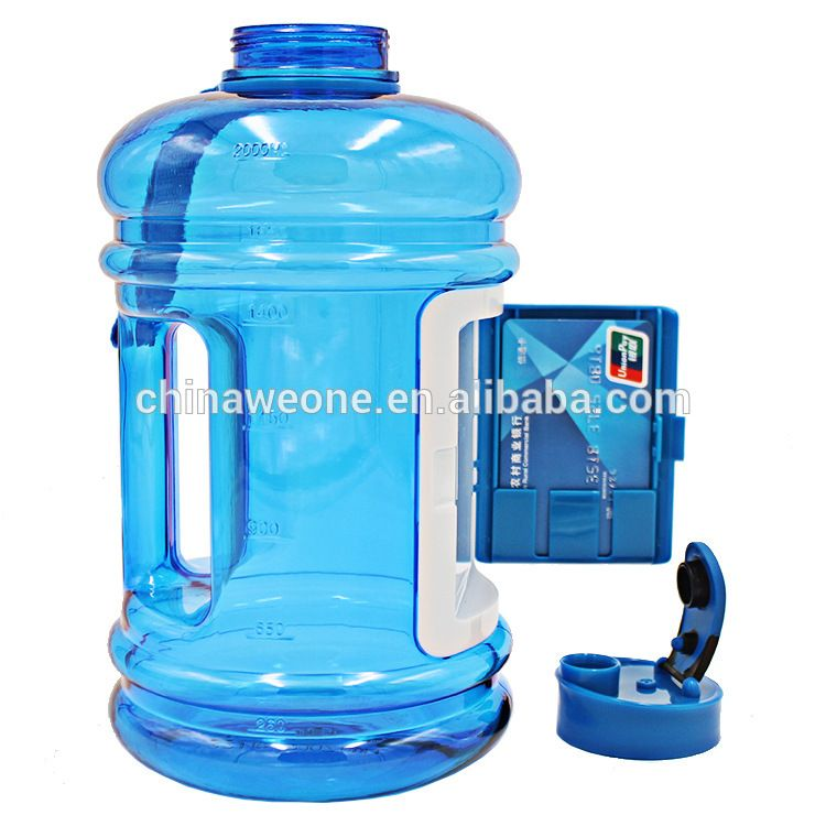 Customized Logo 2 2l Bpa Free Petg Half Gallon Water Bottle With Handle Gallon Water Bottle Half Gallon Water Bottle Water Bottle