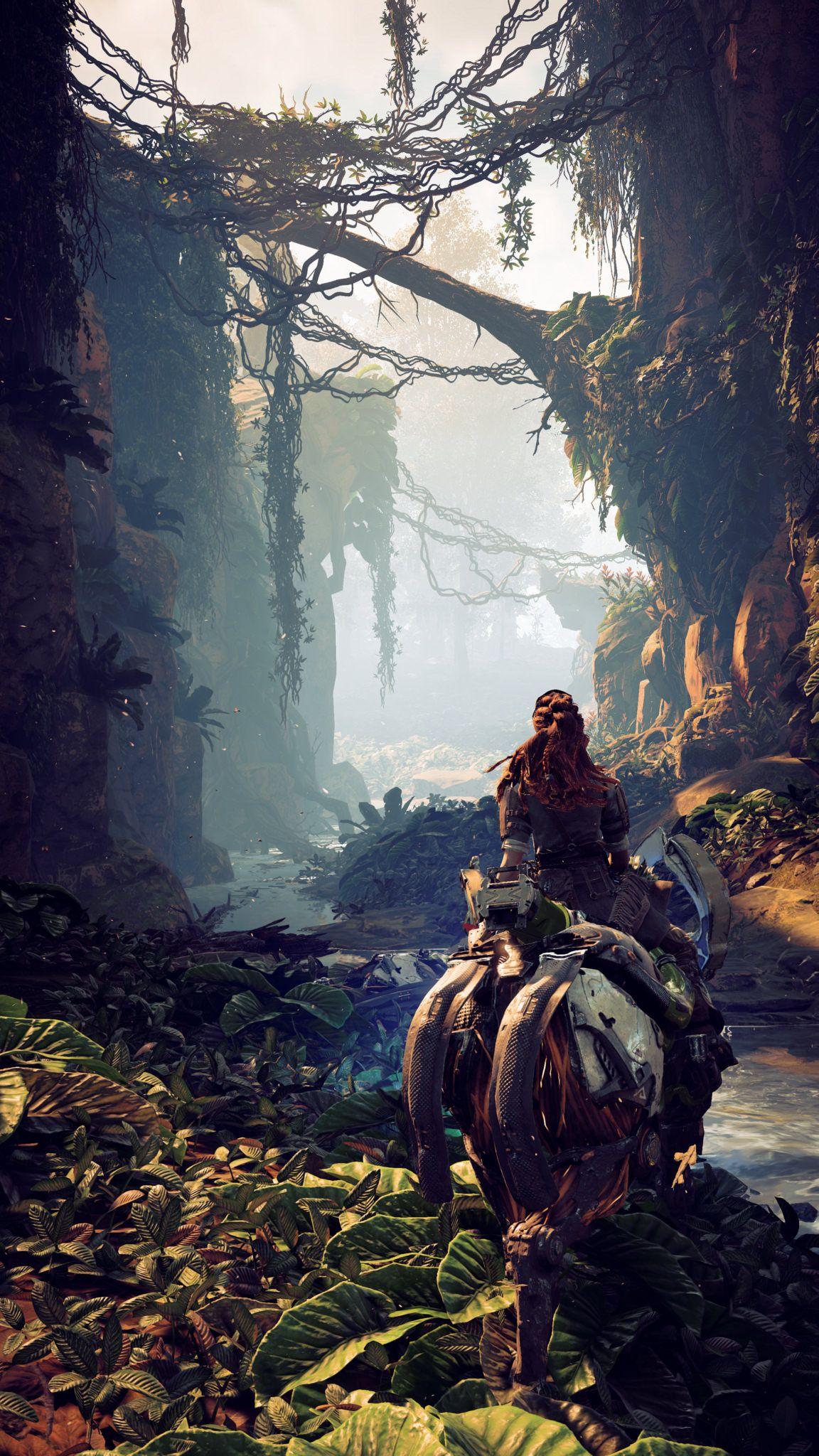 Untitled Horizon Zero Dawn Wallpaper Horizon Zero Dawn Horizon Zero Dawn Aloy