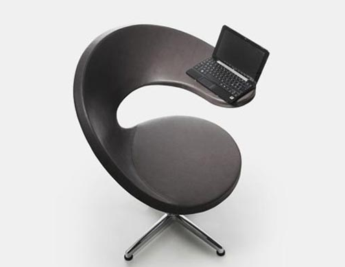 Home And Family Futuristic Office Chair