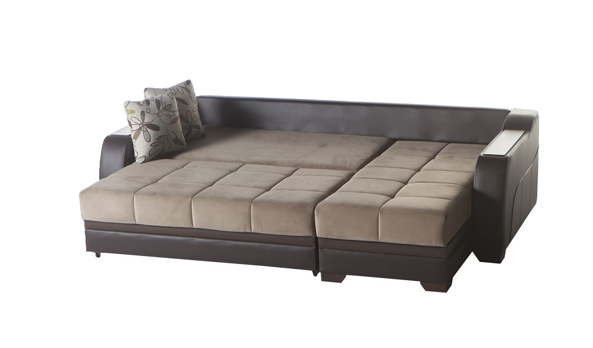 Sectional Sofa Beds Luxury Style Comfort And