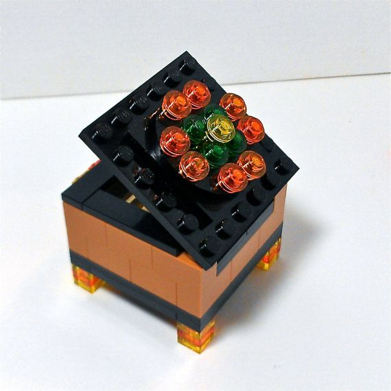 LEGO Engagement Ring Box by ValGlaser on Etsy, $39.99